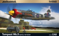 Hawker Tempest Mk. II - Early Version - Profipack - 1/48