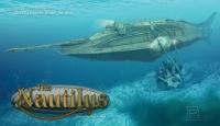 Nautilus - U-Boot - 20.000 Meilen unter dem Meer - 1:144