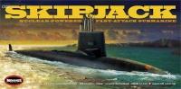US Navy Skipjack Class Submarine - 1:72