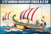 Römisches Kriegsschiff - Circa 50 v.Chr. - 1:72