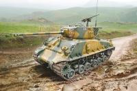 M4A3E8 Sherman - Korean War - 1:35