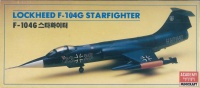 Lockheed F-104G Starfighter - 1/72