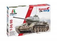 T-34/85 - Korean War - 1:35