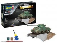 Sherman Firefly - First Diorama Set - 1/76