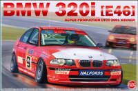 BMW 320i - E46 - DTCC 2001 - 1:24
