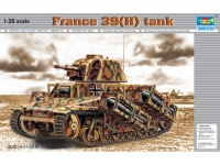 French 39(H) Tank - Wehrmacht - 1/35