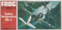 FROG Vultee Vengeance Mk. II - Rarität - 1:72