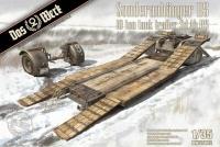 Sonderanhänger 115 - 10t Tank Trailer - 1/35