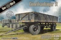 Wehrmacht Einheitsanhänger 5t - 1/35