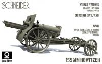 French Schneider 155mm C17S Howitzer - 1/35