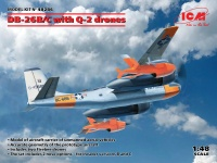 DB-26B / C with Q-2 drones - 1:48