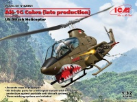 AH-1G Cobra - late production - US Attack Helicopter - 1:32