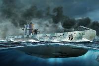 DKM U-Boat Type VII C - 1/144