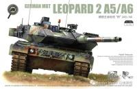 Leopard 2A5 / A6 - German Main Battle Tank - 1:72