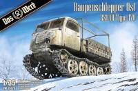 Raupenschlepper Ost - RSO/01 Type 470 - 1/35