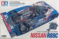 Nissan R89C - Rarität - 1:24