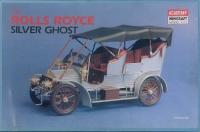 Rolls Royce Silver Ghost - Rarität - 1:16