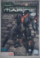 Starcraft - Terran Marine - Armored Infantry Trooper - CMC-400A Powered Combat Suit - Vintage - 1/30