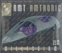 AMT Amtronic - Year 2000 Special Edition - Vintage - 1/25