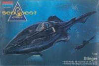 Seaquest DSV - Stinger - Vintage - 1/20
