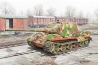 Jagdtiger - Sd.Kfz. 186 - 1/56