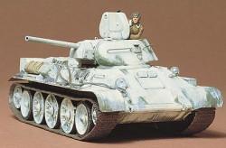Russian T-34/76 Model 1942