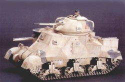 M3 Grant Mk. I - British Army Medium Tank - 1:35