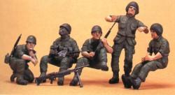 U.S. Armored Troops - 1:35