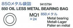 850 Oil less Metal Bearing Bag for Tamiya Sherman Series