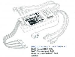 DMD Kontroll Einheit T-05 für Tamiya Sherman (56014) 1:16