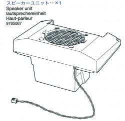 Lautsprechereinheit für Tamiya Sherman (56014) 1:16