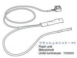 Blitzlichteinheit für Tamiya 56014, 56028, 56030 1:16
