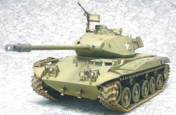 M41A3 - Walker Bulldog - US Light Tank - 1/35