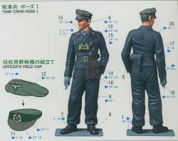 Panzersoldat Deutsche Wehrmacht 1:16