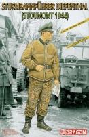 Sturmmbannfuehrer Diefenthal - Stoumont 1944 - 1/16