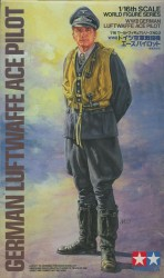 Deutsche Luftwaffe Pilot / Offizier 1:16