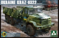 Ukraine KrAZ 6322 Heavy Truck - Late Type - 1/35