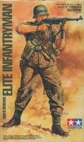 German Elite Infantryman 1:16