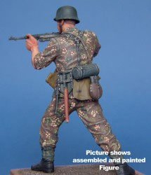 Deutscher Elite Infanterist 1:16