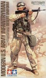 Modern U.S. Army Infantryman 1:16