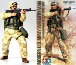 U.S. Army Infanterist - Modern 1:16