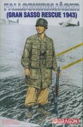 Deutscher Fallschirmjäger - Gran Sasso 1943 - 1:16