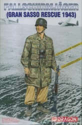 German Fallschirmjäger - Gran Sasso rescue 1943 - 1/16