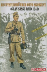 Hauptsturmführer Otto Skorzeny - Gran Sasso Raid 1943