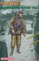 German Schutze - Kampfgruppe Hansen 1944 - 1/16