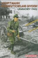 Hauptmann Großdeutschland Division - Karachev 1943 - 1:16