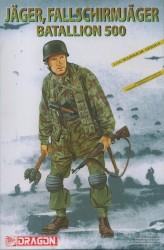 Jäger Fallschirmjäger Batallion 500 - 1:16