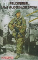 Feldwebel 352nd Volksgrenadier Division - 1/16