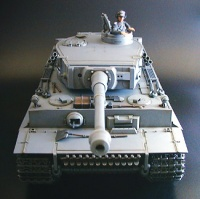1:16 Pz.Kpfw. VI Tiger I Ausf. E - RC Full Option Kit