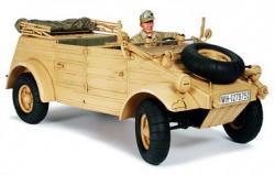 PKW. K1 Kübelwagen Typ 82 - Afrikakorps / DAK Version